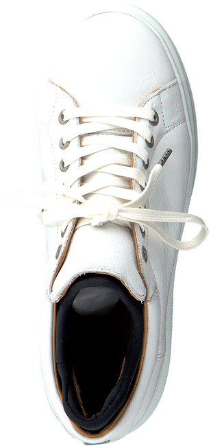 Witte SHABBIES Sneakers 101020032  - large