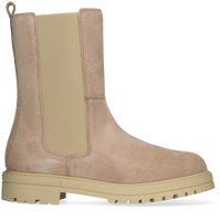 Beige HIP Chelsea boots H1468  - medium