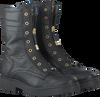 Zwarte RED RAG Lange laarzen 11062  - small