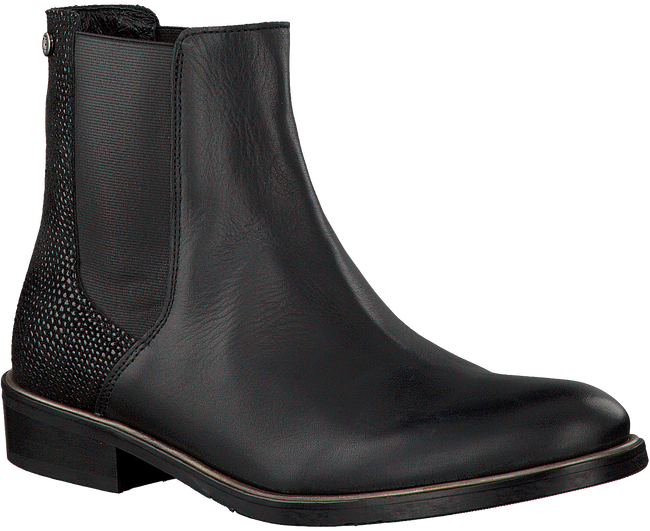 Zwarte TOMMY HILFIGER Chelsea boots P1285OLLY 10C  - large