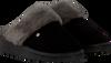 Zwarte WARMBAT Pantoffels ALICE  - small