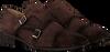 Bruine MAZZELTOV Nette schoenen 3654  - small