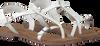 Witte LAZAMANI Sandalen 75.501  - small