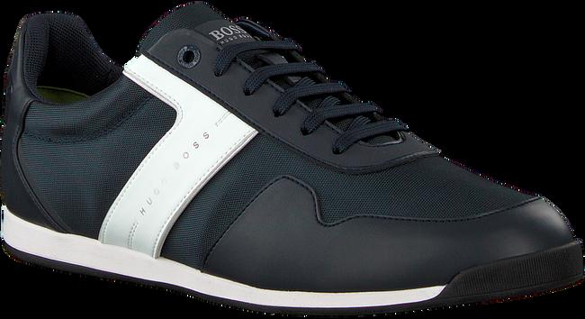 Blauwe BOSS Sneakers GLAZE LOWP - large