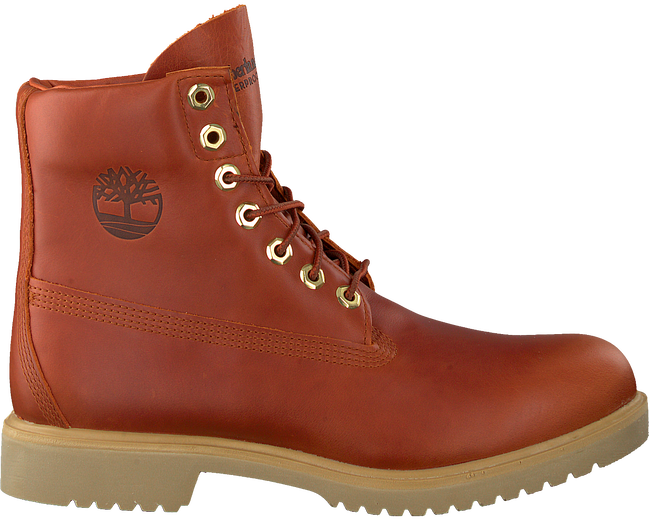 Bruine TIMBERLAND Veterboots 1973 NEWMAN 6 BOOT WP  - large