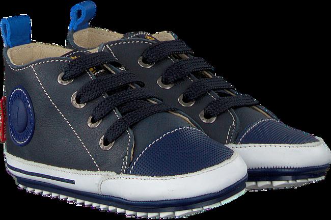 Blauwe SHOESME Babyschoenen BP8W004 - large