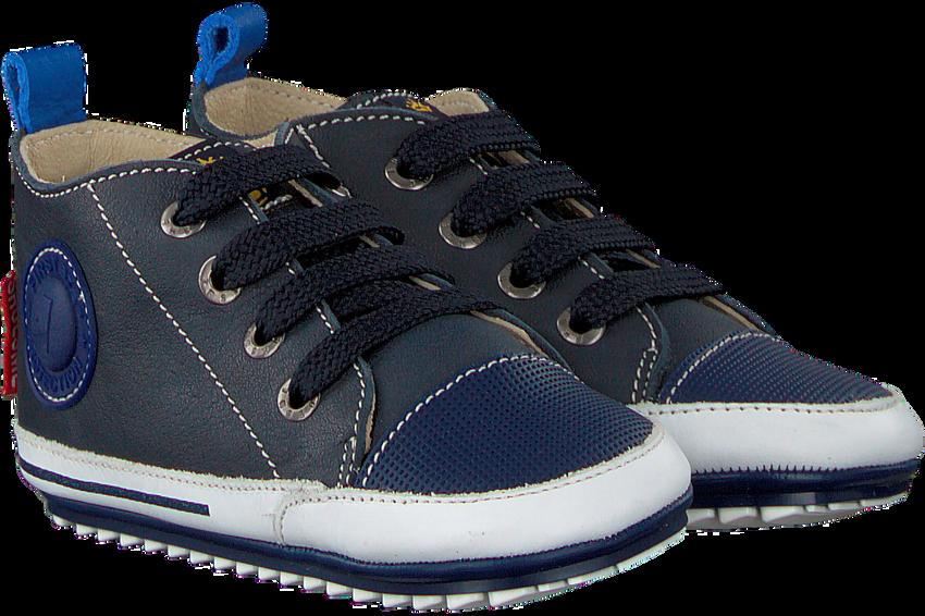 Blauwe SHOESME Babyschoenen BP8W004 - larger