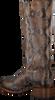 Bruine SENDRA Hoge laarzen 3299  - small