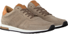 Taupe MAZZELTOV Lage sneakers 20-9928  - small