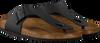 Zwarte BIRKENSTOCK PAPILLIO Slippers RAMSES  - small