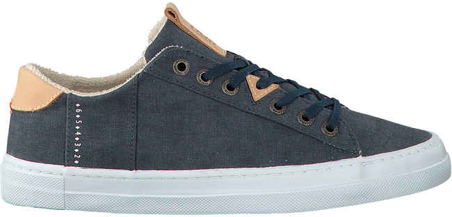 Blauwe HUB Sneakers HOOK-W - large