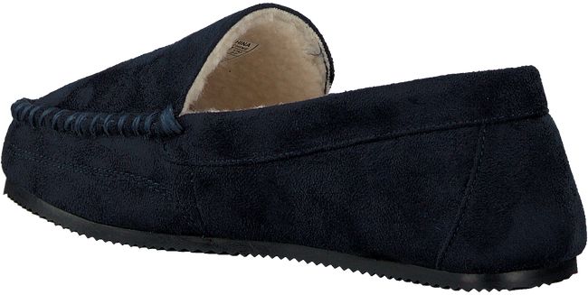Blauwe POLO RALPH LAUREN Pantoffels DEZI V  - large