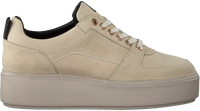 Beige NUBIKK Lage sneakers ELISE BLUSH  - medium