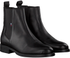 Zwarte TOMMY HILFIGER Chelsea boots ESSENTIAL DRESSED  - small