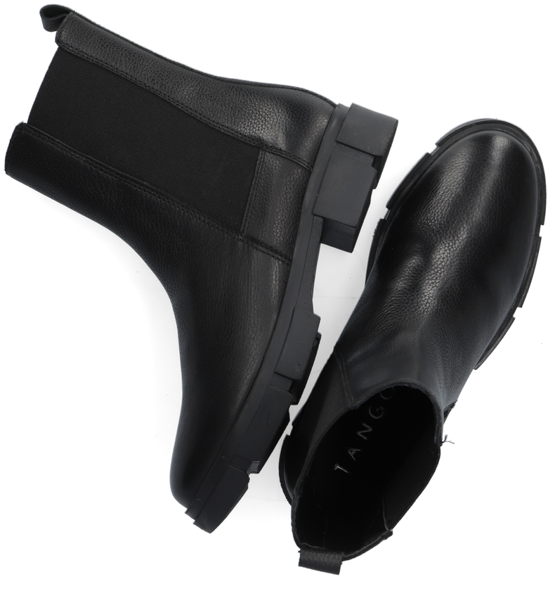 Zwarte TANGO Chelsea boots ROMY 509  - larger