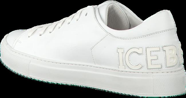 Witte ICEBERG Sneakers FIU903  - large