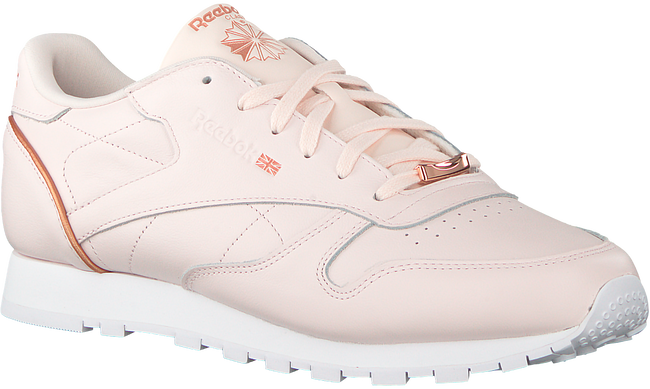 Roze REEBOK Sneakers CL LEATHER WMN - large
