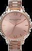 Gouden OLIVIA BURTON Horloge BIG DIAL BRACELET - small