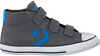 Grijze CONVERSE Sneakers STAR PLAYER 3V MID  - small