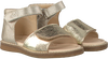 Gouden CLIC! Sandalen 9189  - small