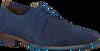 Blauwe FLORIS VAN BOMMEL Nette schoenen 18001  - small