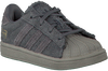 Grijze ADIDAS Sneakers SUPERSTAR KIDS 1  - small