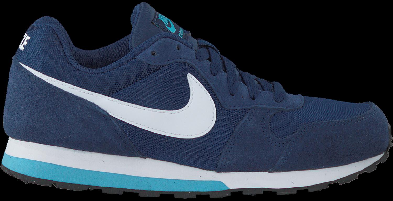 Blauwe NIKE Sneakers MD RUNNER 2 KIDS LACE | Omoda