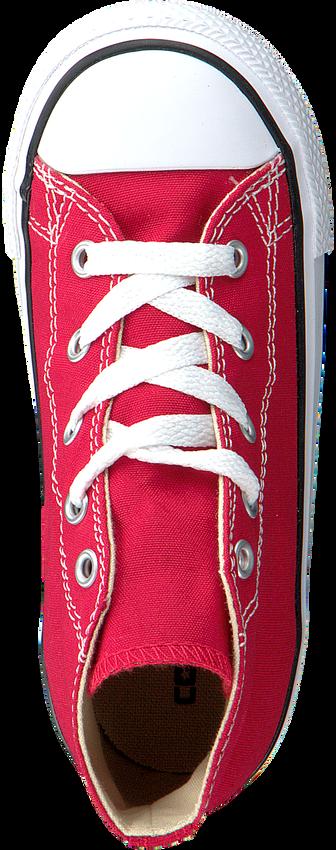 Rode CONVERSE Sneakers CTAS HI KIDS  - larger