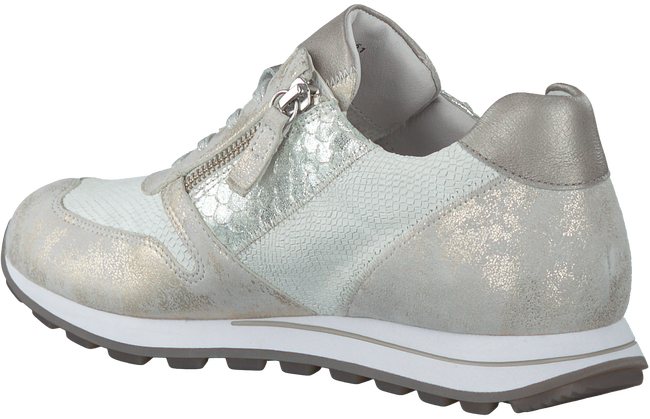 Witte GABOR Sneakers 368  - large