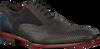 Grijze FLORIS VAN BOMMEL Nette schoenen 19104  - small
