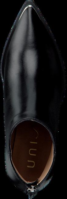 Zwarte UNISA Enkellaarsjes MIRTE  - large