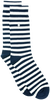 Witte ALFREDO GONZALES Sokken HARBOUR STRIPES - small