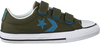 Groene CONVERSE Sneakers STAR PLAYER 3V OX KIDS - small