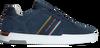 Blauwe CYCLEUR DE LUXE Lage sneakers BRUCE  - small