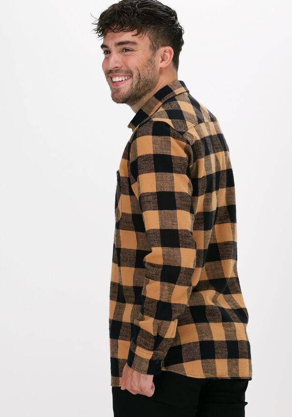 Camel EDWIN Casual overhemd LABOUR SHIRT LS  - larger
