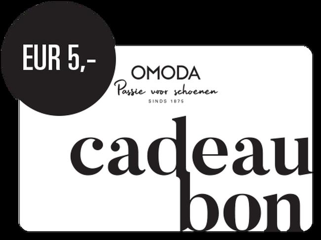 OMODA CADEAUBON EUR 5,- - large