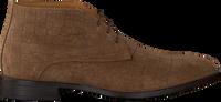 Taupe MAZZELTOV Nette schoenen 4145  - medium