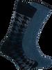 Blauwe MARCMARCS Sokken CHRIS COTTON 2-PACK  - small