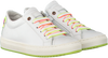 Witte BANA&CO Sneakers 45520  - small