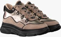 Taupe NOTRE-V Lage sneakers 631  - medium