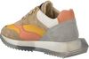 Taupe BRONX Lage sneakers LINKK-UP  - small