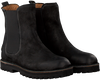 Zwarte SHABBIES Chelsea boots 181020148 - small