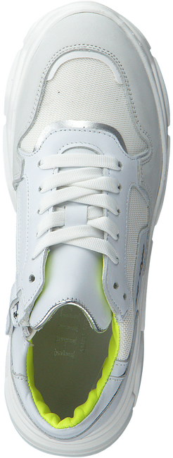 Witte HIP Lage sneakers H1266  - large