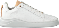 Witte FRED DE LA BRETONIERE Lage sneakers 101010125  - medium