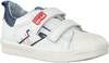 Witte RED-RAG Sneakers 15019 - small