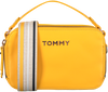 Gele TOMMY HILFIGER Schoudertas COOL TOMMY MINI TRUNK  - small