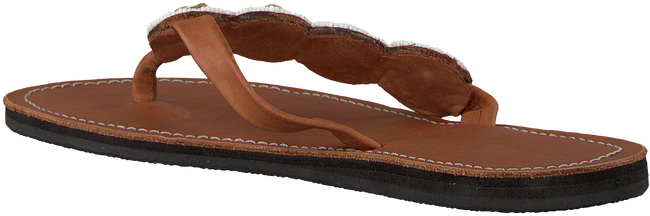 Bruine OMODA KUBUNI Slippers SLIPPER CIRCLE - large