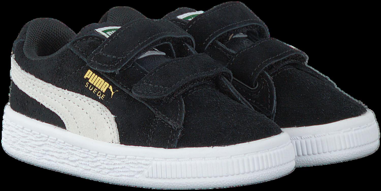 2 Puma Straps Omoda nl Sneakers Zwarte Suede TKlcFJ13