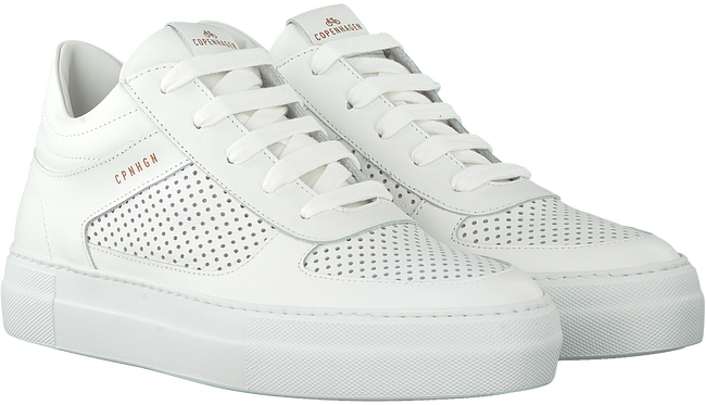 Witte COPENHAGEN STUDIOS Lage sneakers CPH402  - large