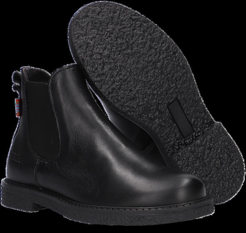 Zwarte KOEL4KIDS Chelsea boots 11M004  - larger